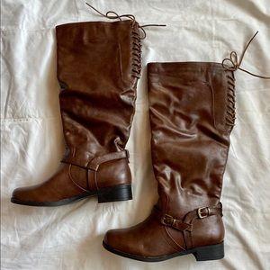 NEW XOXO Boots